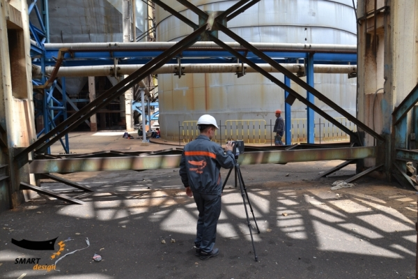 Capturing reality - 3D Laser Scanning solutions