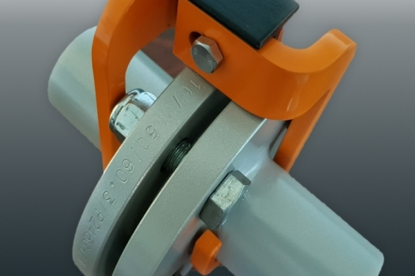 "Flange Lockout Device ""Green at any level"""